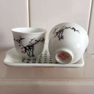 Tea Cup set 2