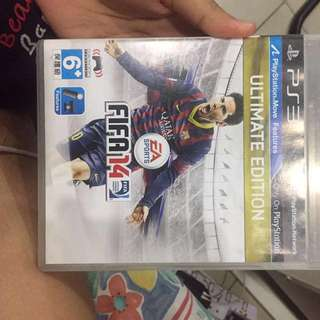 Fifa 14 PS3 Collector Edition