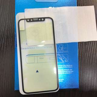 Anti blue ray Tempered glass for iPhone X