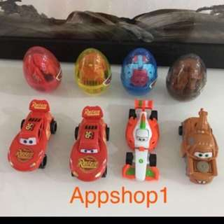 Goody bag - cars toy