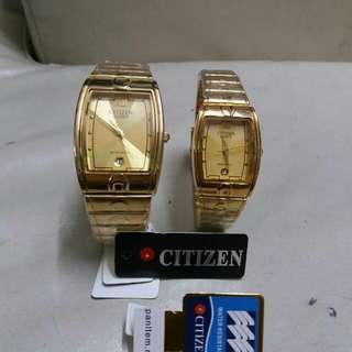 Citizen couple