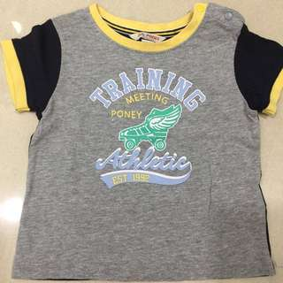 Poney T-Shirt 18-24 Months