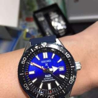 旺角門市 現貨 Seiko x Padi   Prospex SBDC055 SBDC053 日本限量版