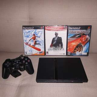 PlayStation 2 or PS2 not PS1 PSP PS3 Xbox Nintendo