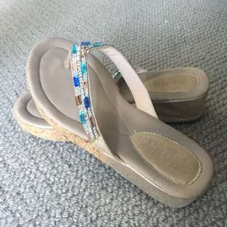 Wedge jandals