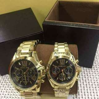 COUPLE MICHAEL KORS WATCH