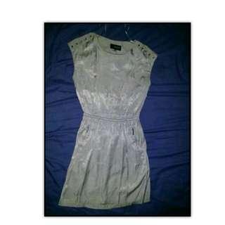 Dress Mini Grey