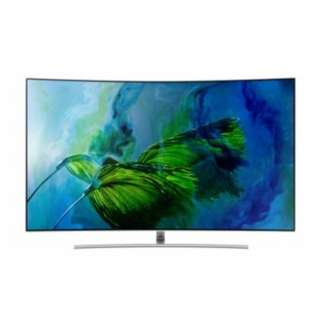 "(Installment Plan) Samsung QA55Q8CAMKXXS 55"" Q8C 4K Curved Smart QLED TV"