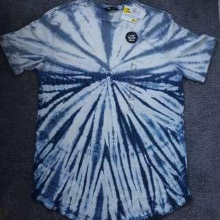 Tie-Dye Mens Shirt