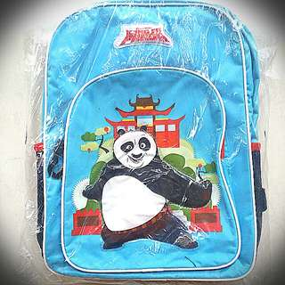 Kungfu Panda Backpack