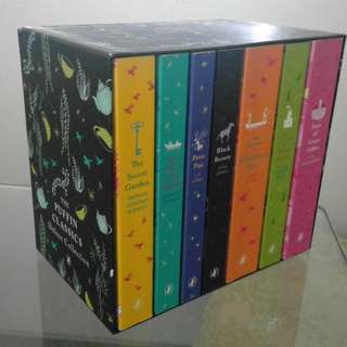 puffin classics deluxe collection 7 book pack