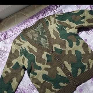 Kids export sweater