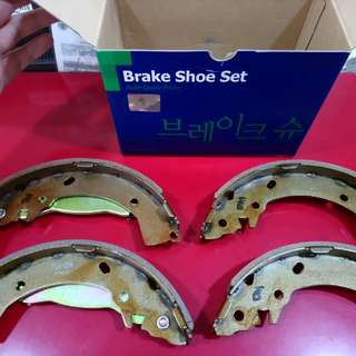 Brake Shoe for Hyundai Accent 2016