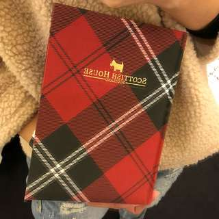 Scottish house記事本