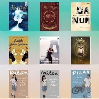 Novel Ebook