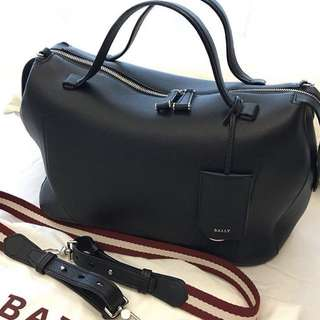 Authentic Bally Travel Bag Mint Condition