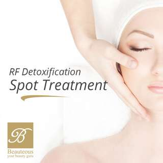 RF Detoxification Spot Treatment