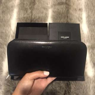 Authentic - Saint Laurent Wallet
