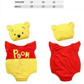 pooh rompers