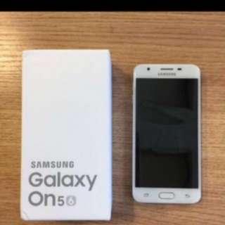 Samsung G5700 32g brand new新凈11(有保 warranty)