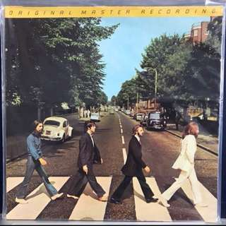 The Beatles Abbey Road MFSL Vinyl