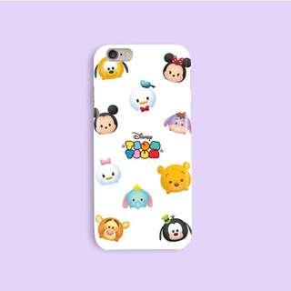PRE ORDER!! Tsum Tsum Case For Iphone & Samsung