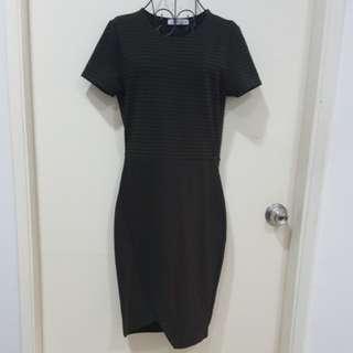 New midi dress