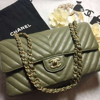 Chanel classic medium flap cube collection