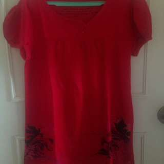 Pazzo red top