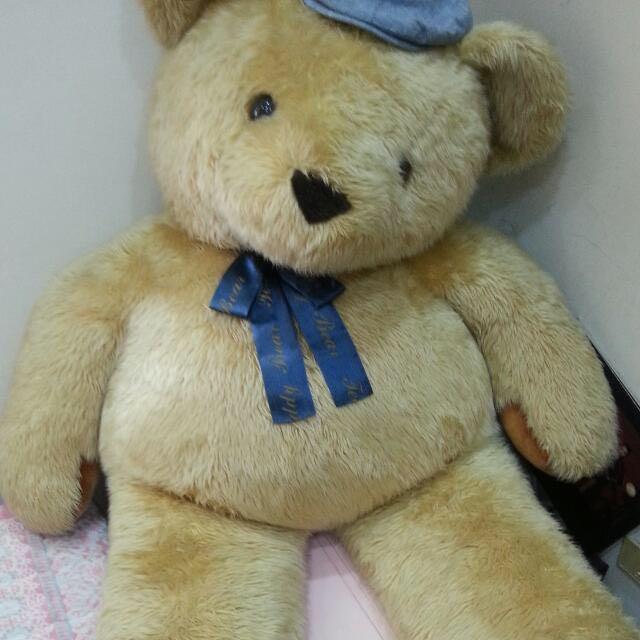 正版150cm 手工泰迪熊