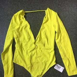 LULULEMON Bodysuit BRAND NEW