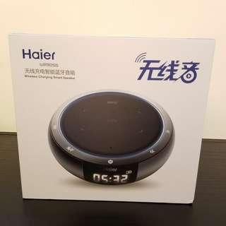 Haier無線充電智能藍牙音箱