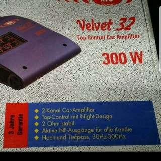 Car Amplifier 2ch (Korea)