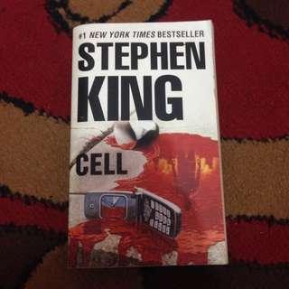 """Novel Stephen King - """"Cell"""""""