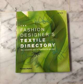 Textile directory by Gail Baugh