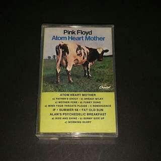 Pink Floyd (Atom heart mother) cassette - rare
