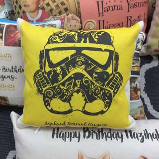 Stormtroopers Square Pillow