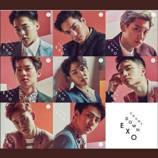 EXO Japan Album - Countdown
