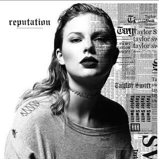 Taylor Swift Reputation Picture Vinyl