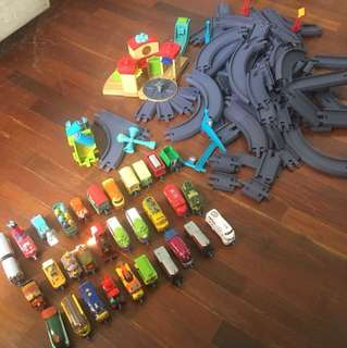 Chuggington Diecast Sets