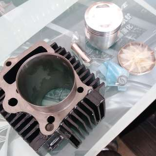 Block racing honda EX5 57mm