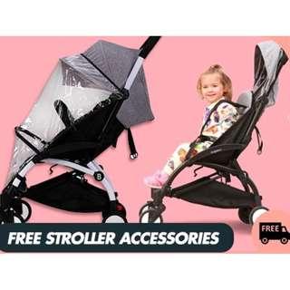 FREE DELIVERY BABYGRACE CABIN STROLLER
