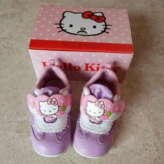 (PL) Hello Kitty Toddler Shoe