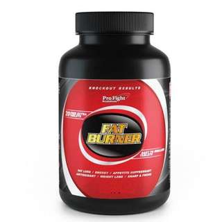 PROFIGHT FAT BURNER 300 TABLETS - COD FREE SHIPPING