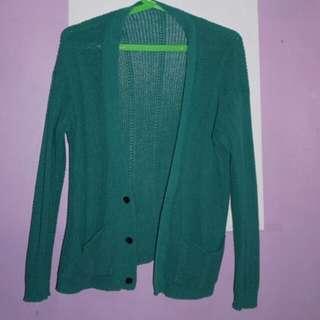 Bluegreen Cardigan
