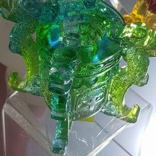 Liu Li or High Temp Glassware in Antique Styles