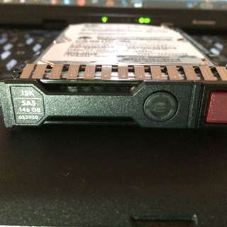 HP 652605 146GB 6G SAS 15K HDD