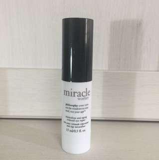 Philosophy Miracle Anti-aging Retinoid Eye Repair (authentic)