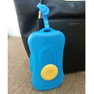 Baby Travel Wipe Case Child Wet Wipes