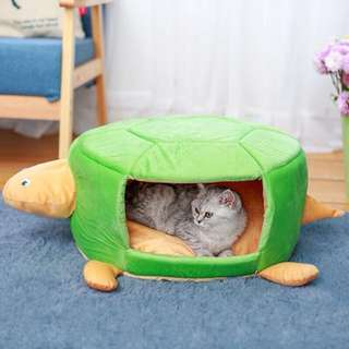 2 in 1 Pet Bed/House (Turtle)